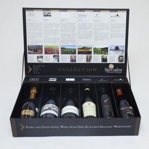 Fairbourne Premium Marlborough Sauvignon Blanc, as selected by The Specialist Winegrowers of New Zealand.