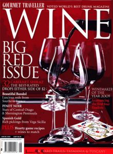 Gourmet Wine Traveller Review for Fairbourne 2013